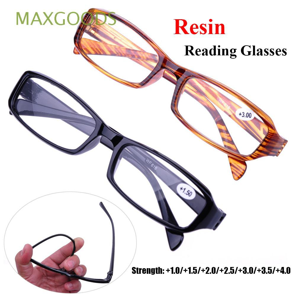 e28504122efc CLE Reading Glasses Presbyopic Glasses 0.0-4.00 Mens Ladies Designer Fashion