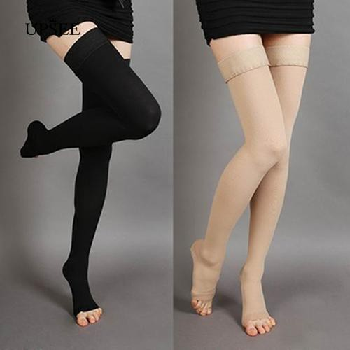 f7c3f1da17 ✨Lowest Price✨Unisex Knee-High Medical Compression Stockings | Shopee  Philippines