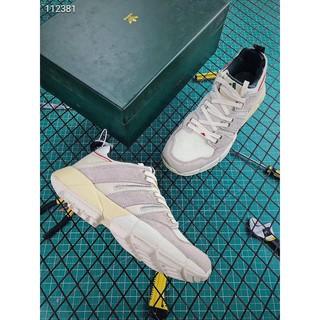 san francisco 32ade 52d80 Adidas EQT Cushion 2 Pusha T retro casual running shoes ...