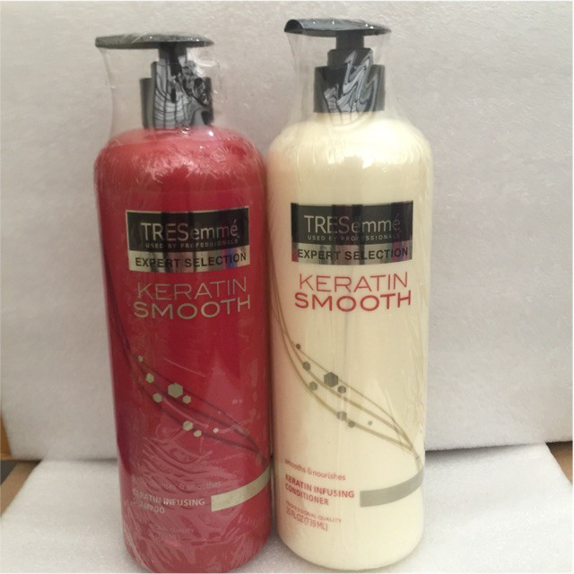 Tresemme Shampoo and conditioner 739mL