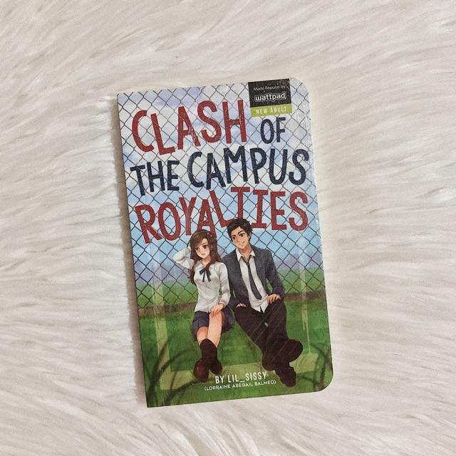 Campus Royalties Book 2