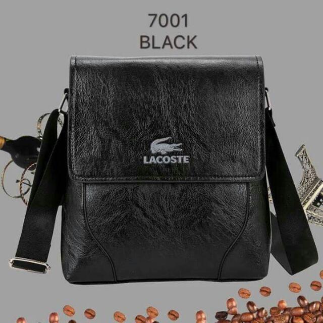 a9c86ed0 Lacoste sling bag for men