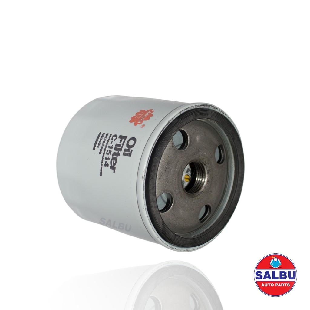 SAKURA Oil Filter C-1514 for Chevrolet