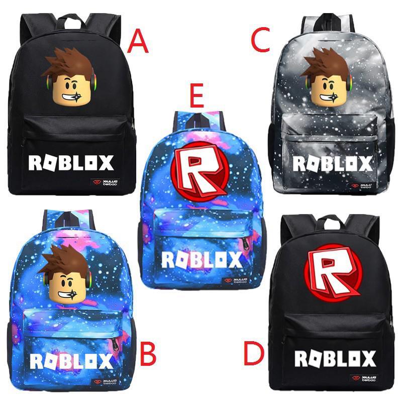 ROBLOX Backpack School Bag for Teenager Backpack Laptop Bag