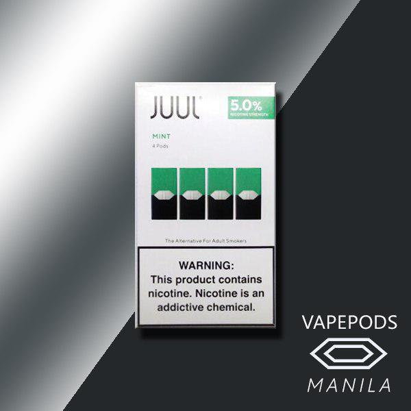 JUUL Pods Mint 5% - Authentic