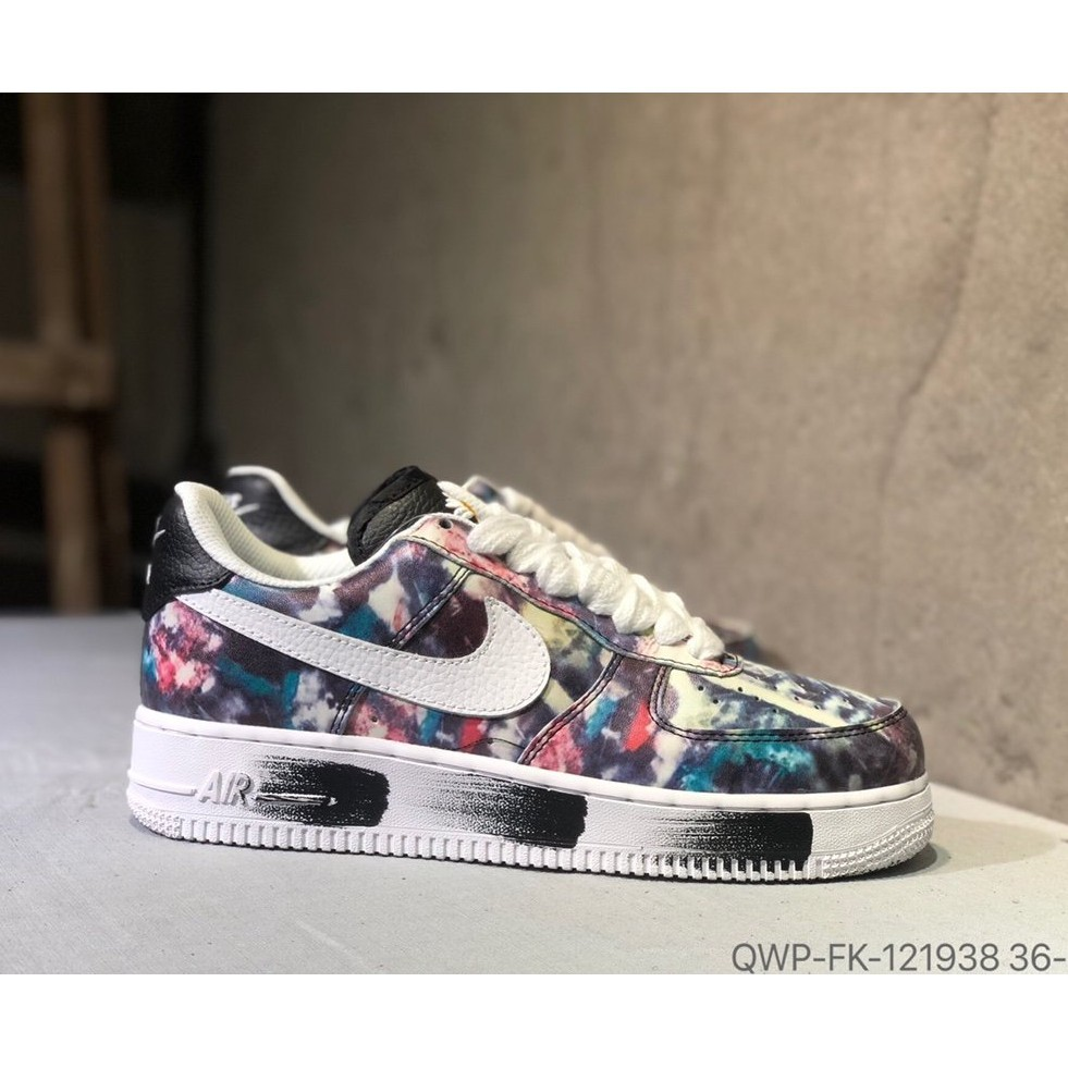 Hipócrita Lavandería a monedas Confidencial  Nike PEACEMINUSONE x Nike Air Force 1 Quan Zhilong GD joint | Shopee  Philippines