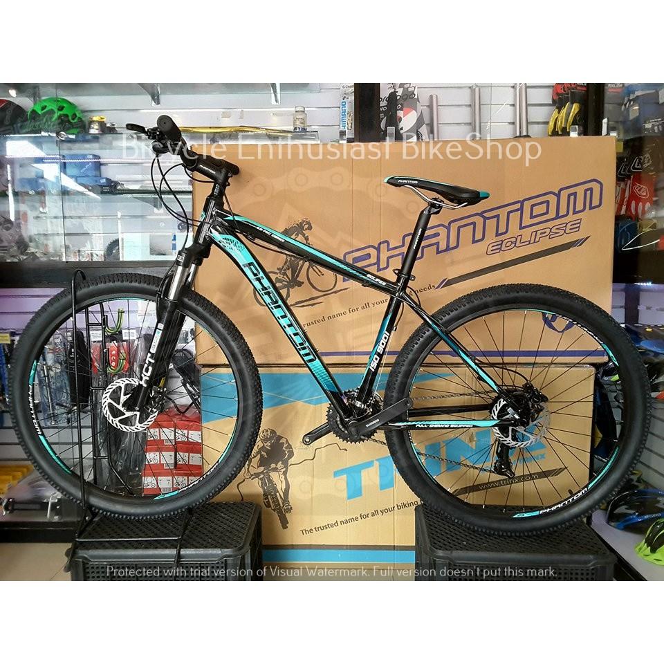 Phantom Eclipse 29 Hydraulic Mountain Bike Trinx Bicycle Mtb