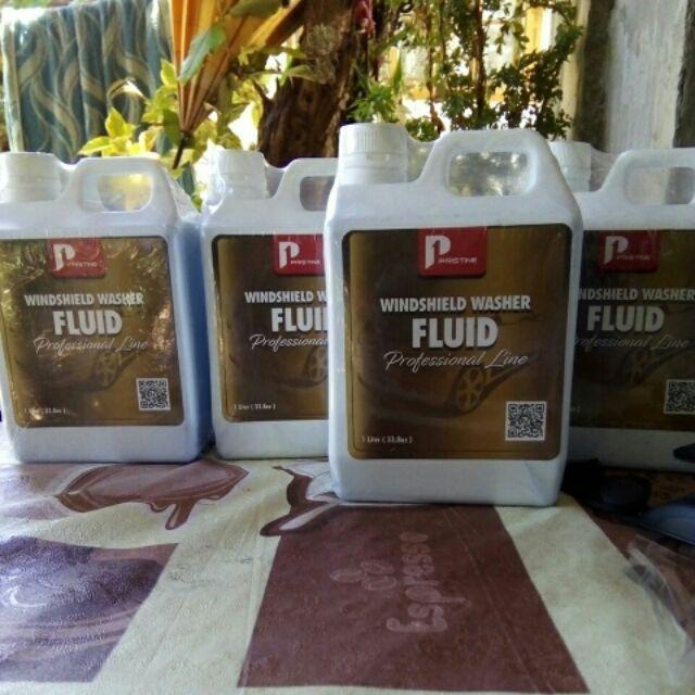 Pristine Windshield Washer Fluid | Shopee Philippines
