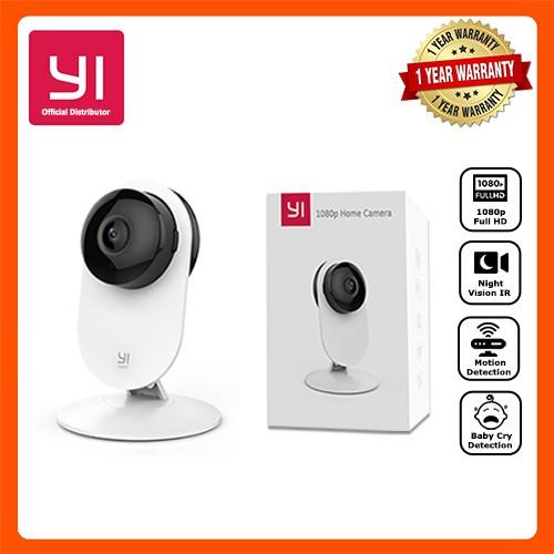 Yi Home Camera 1080P FHD Camera Home Security US&EU Edition