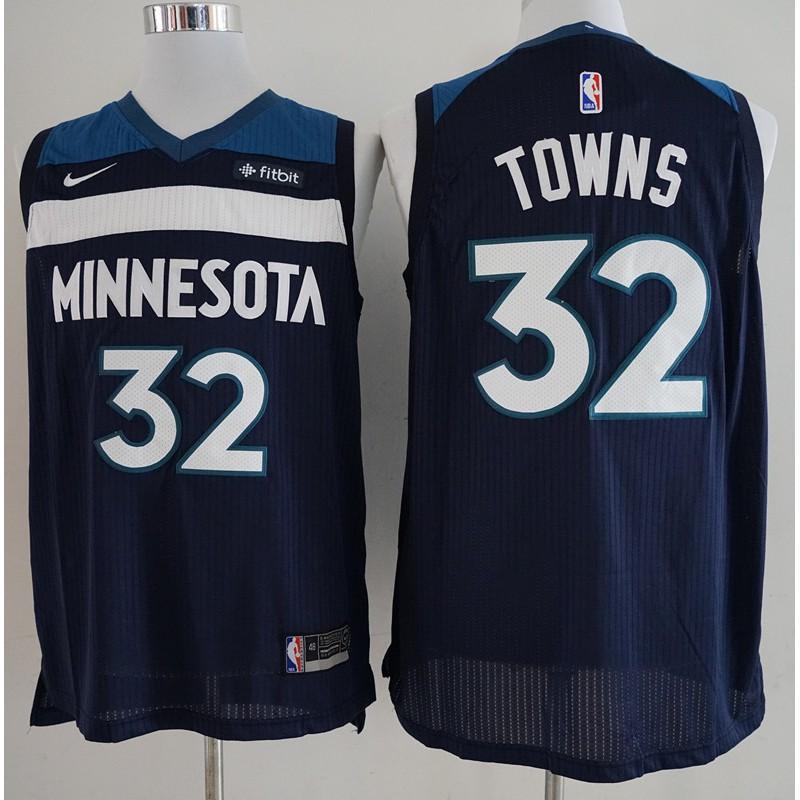 Nike Nba In Stock Karl Anthony Towns 32 Minnesota Timberwolves