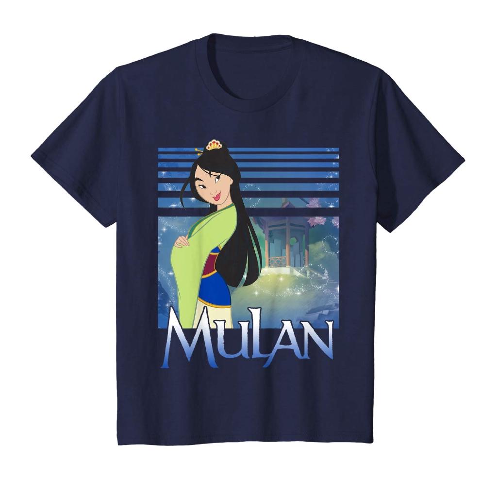 Disney Fille Mulan My Own Hero T-Shirt