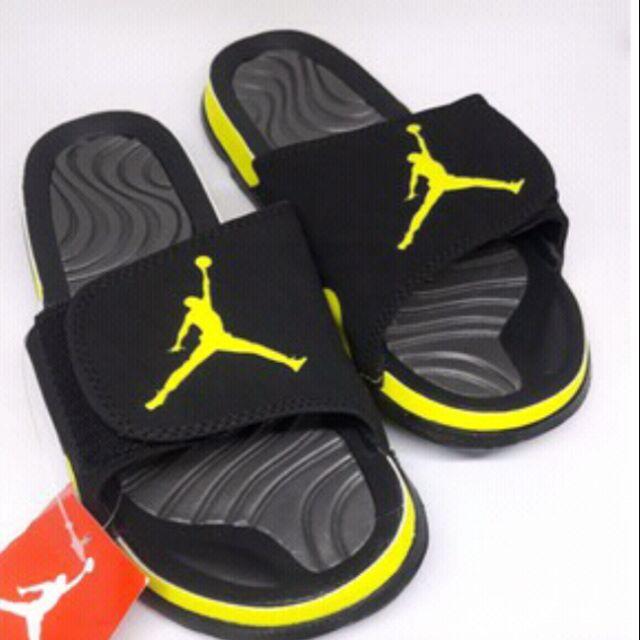 770b8bdc31aa48 Jordan Slippers Air jordan4 5 Jordan Series Slippers Blue Punch ...