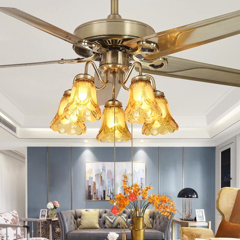 Factory Direct Jinli Ceiling Fan Lamp