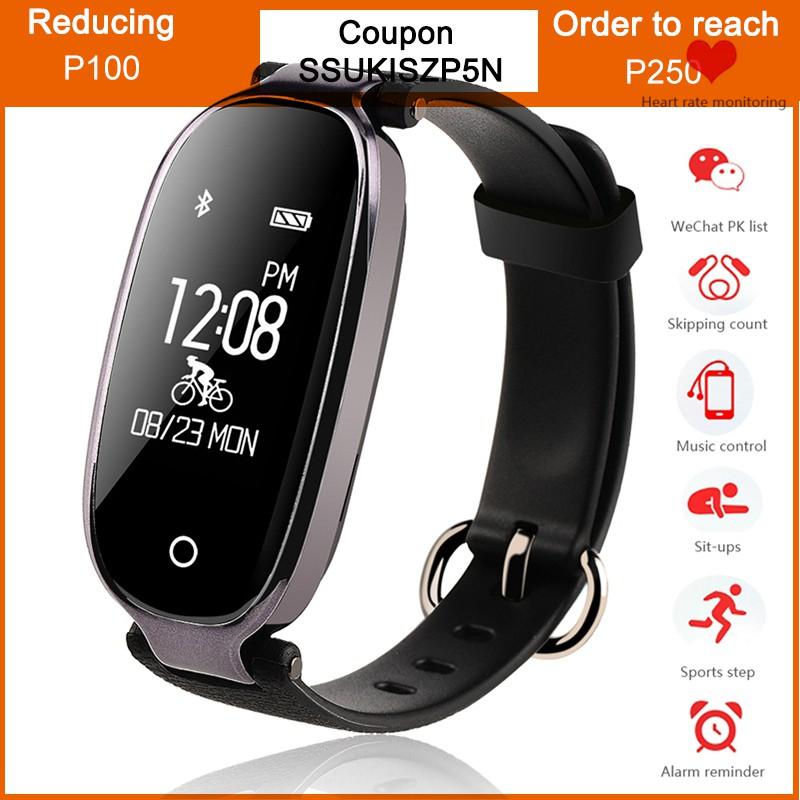 S3 Sport Fashion Bluetooth Smart Watch