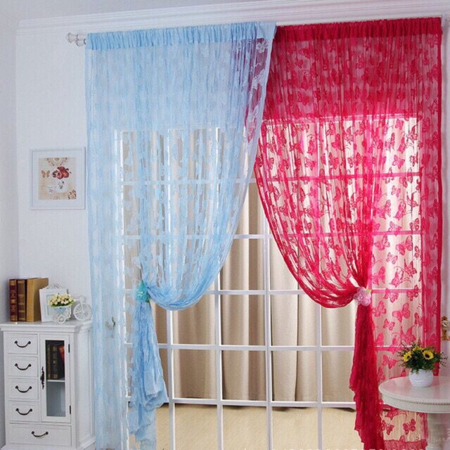 UKJS Butterfly string curtain new arrival