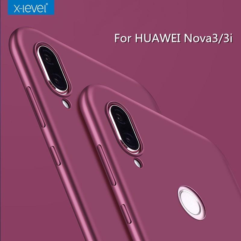 Huawei Nova 3 / Nova 3i Slim Silicone Soft Matte Phone Case