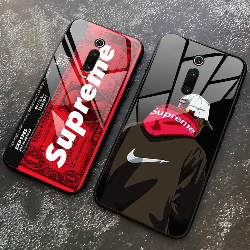 Xiaomi Mi 9T Shockproof Cover Cases Supreme Glass Phone Case