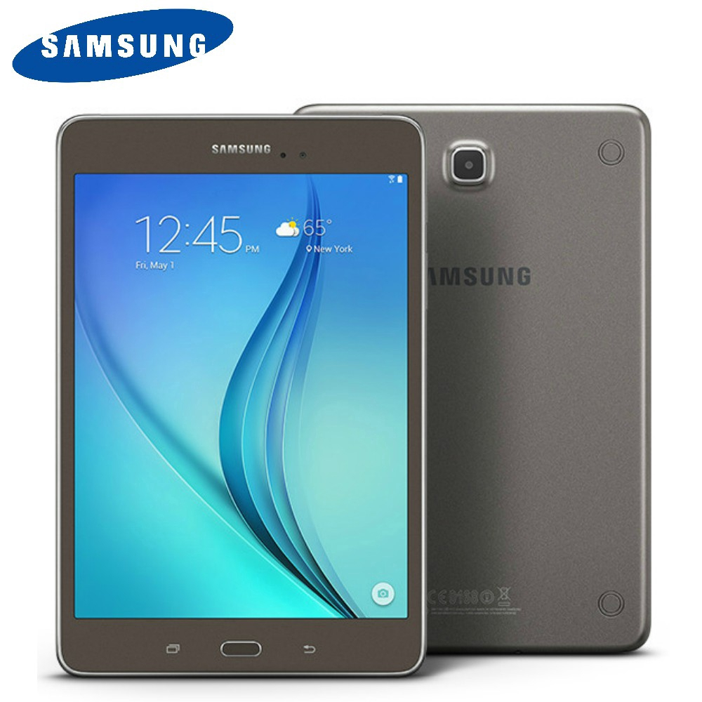 Samsung Galaxy Tab A // 9.7 inch Screen 16GB ROM 1.5GB RAM Wi-Fi only  Android Tablet Global ROM with Google Play Store (T550)   Shopee Philippines
