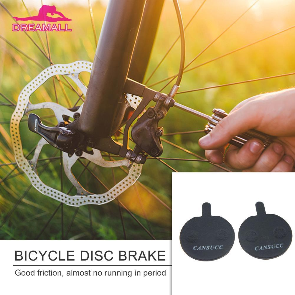 BIKEIN Copper-based Bike Cycling Disc Brake Pads for SHIMANO Bicycle Spacer Bike