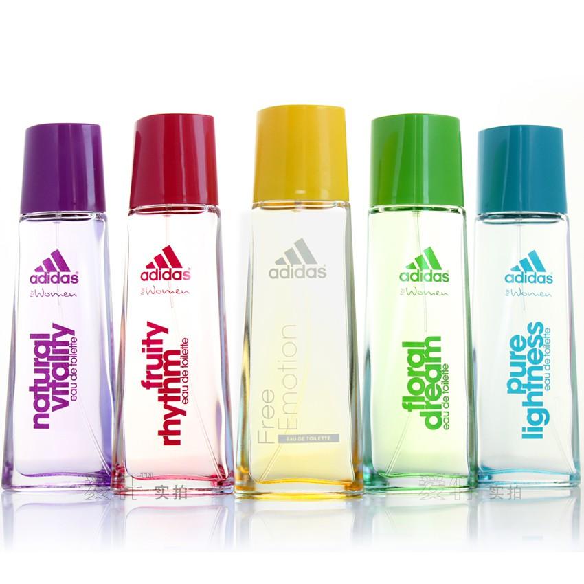 Misionero definido claro  Adidas Eau de Toilette Spray for Her 50ml | Shopee Philippines