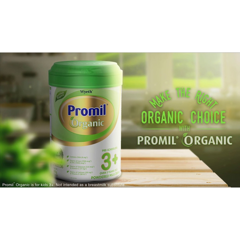 Promil Organic 3 900g Shopee Philippines S26 Procal Gold 900gr