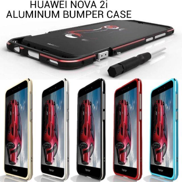online store bf525 4fd0c HUAWEI NOVA 2i ALUMINUM BUMPER CASE