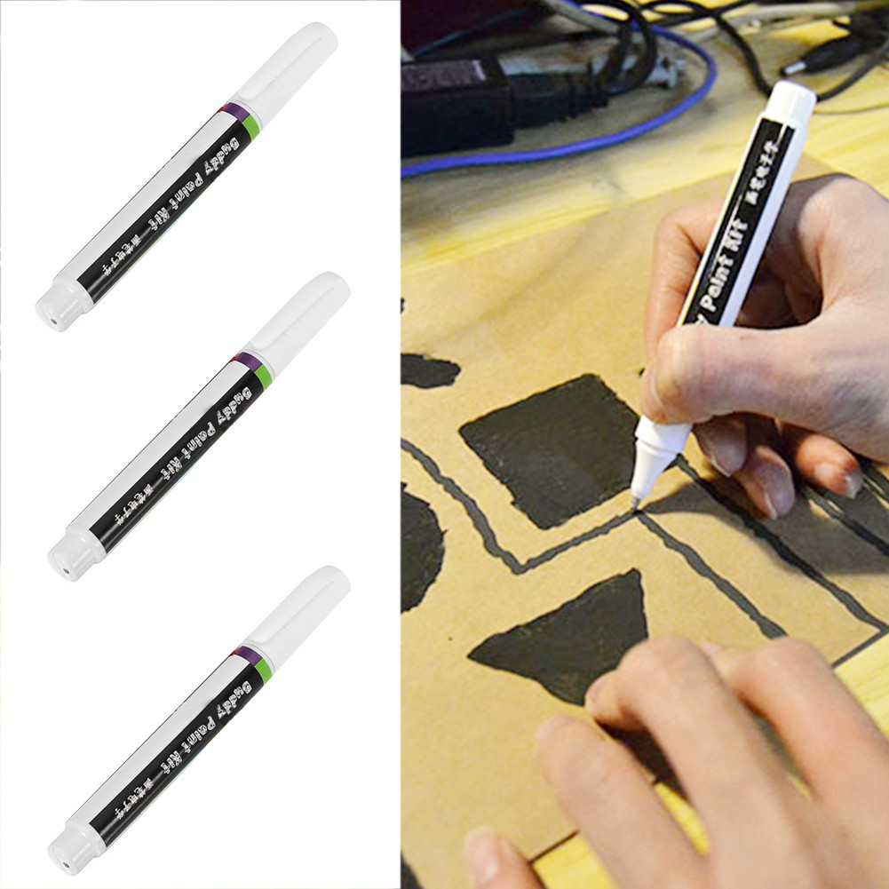 1PC Conductive Ink Pen Electronic Circuit Draw Instantly Magical Pen Creative