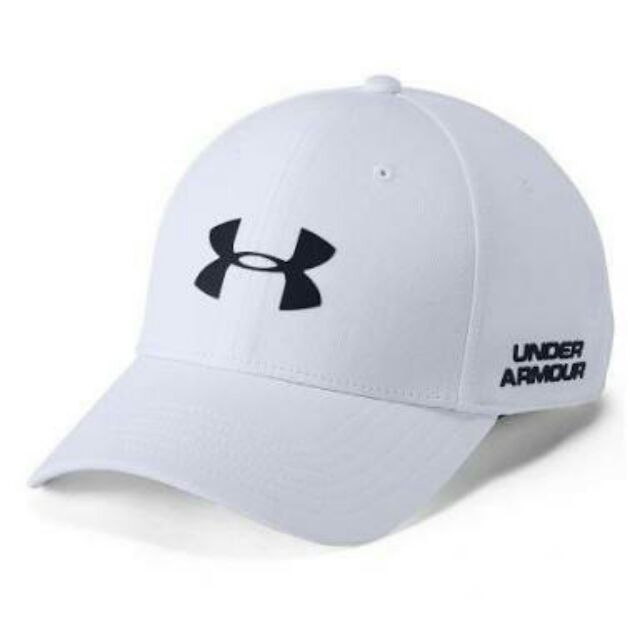reinado Regularidad Selección conjunta  Baseball under armour cap white | Shopee Philippines
