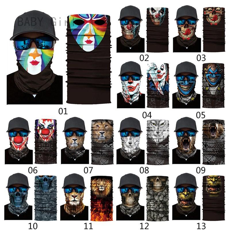 Bowling Collage Neck Warmer Gaiter For Men Women Headband Face Mask Bandana Head Wrap Scarf Headwear Winter Balaclava For Ski Running Motorcycle