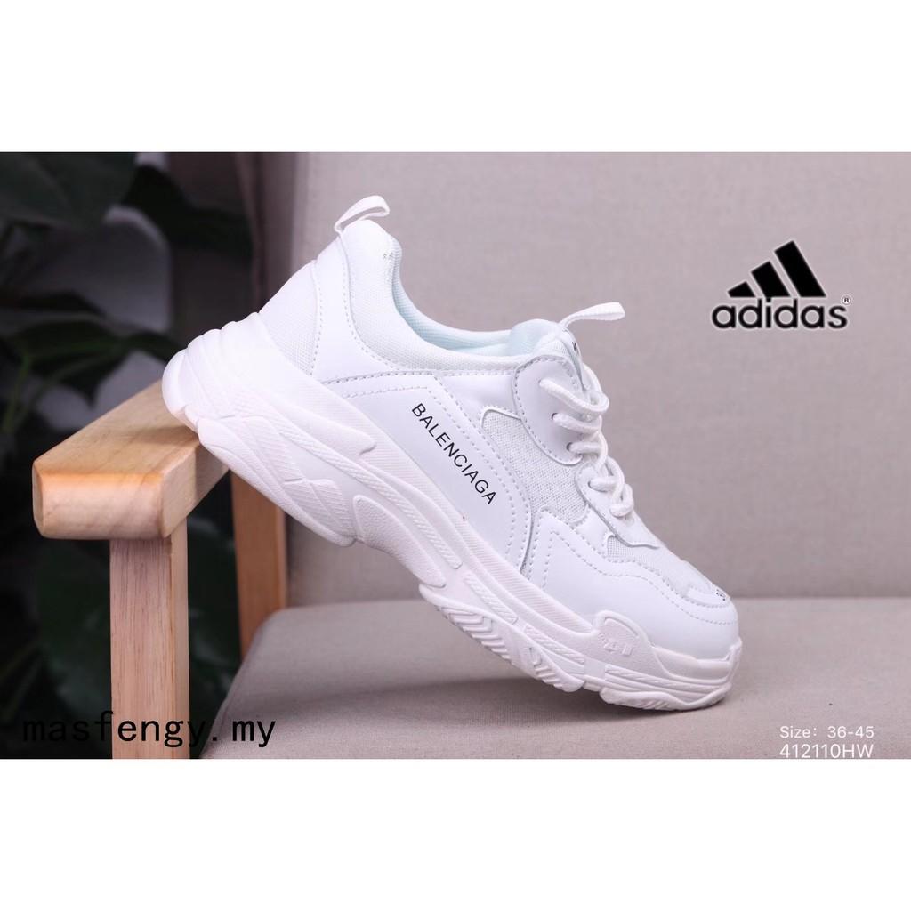 tradurre Resa realizzazione  Adidas Yeezy 350 V2 x Balenciaga women men sports shoes | Shopee ...