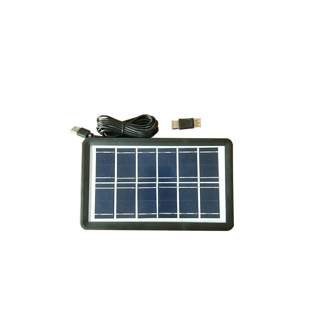 f9b3fb6a68c2 Kuku 6V 5W Solar Panel Standard USB charger