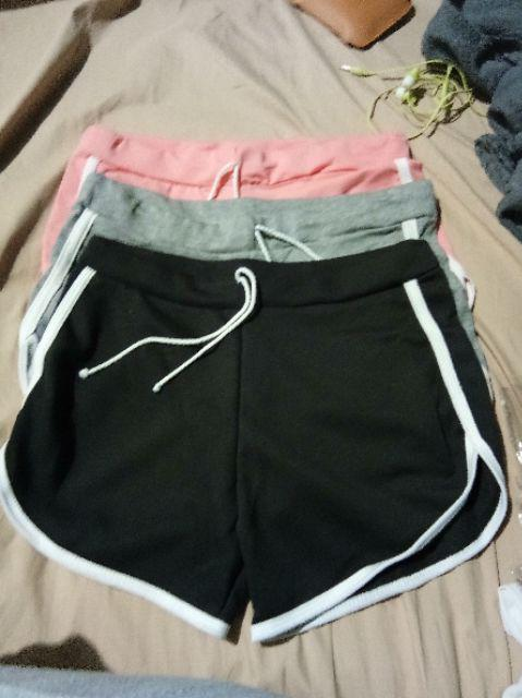 34121dc51f571 Set of 3  Dolphin Shorts Plain and Printed  Random Colors