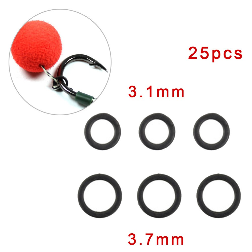 Details about  /Rig Fishing Rings Portable Quick Change Stainless Steel Terminal Links Carp