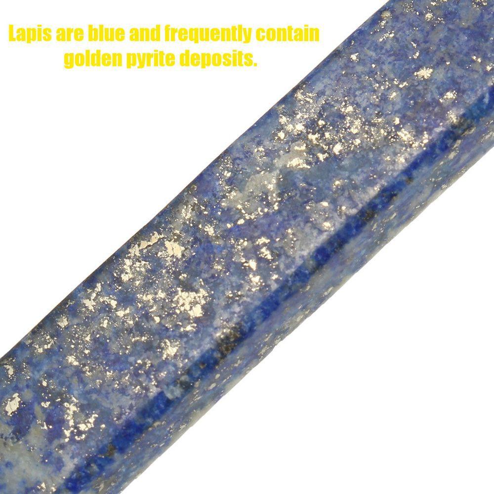 50g/pack Specimen Natural Lapis Lazuli Lazurite Healing Stone Blue Crystal