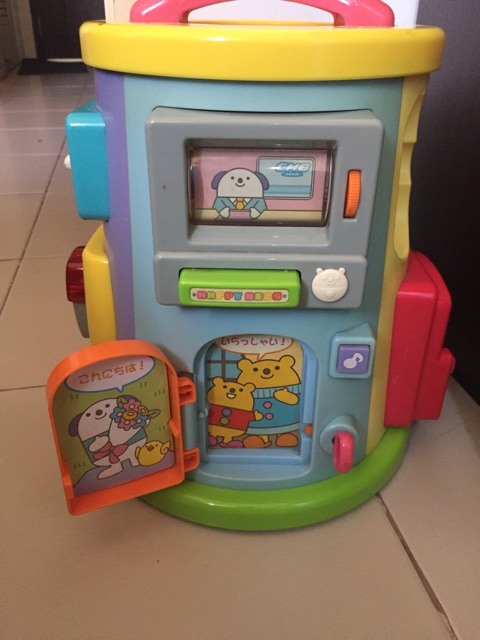 Baby activity toy preloved