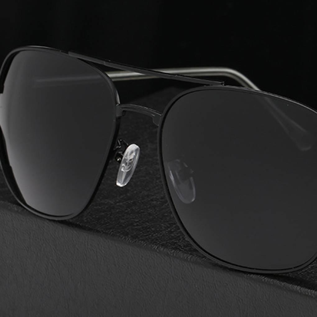 cea2748ebc89 Coolsir Unisex UV400 Protection Polarized Metal Frame Glasses Fashion  Eyeglasses