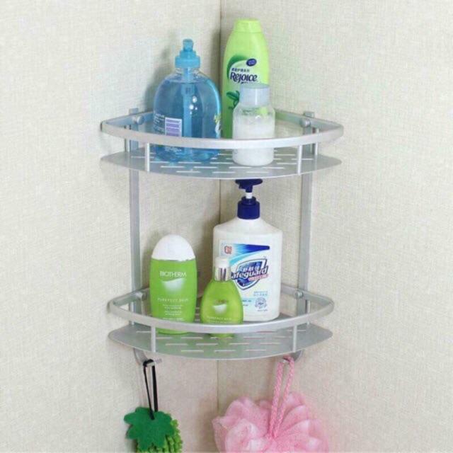Corner Rack Shower Shelf Shampoo Holder