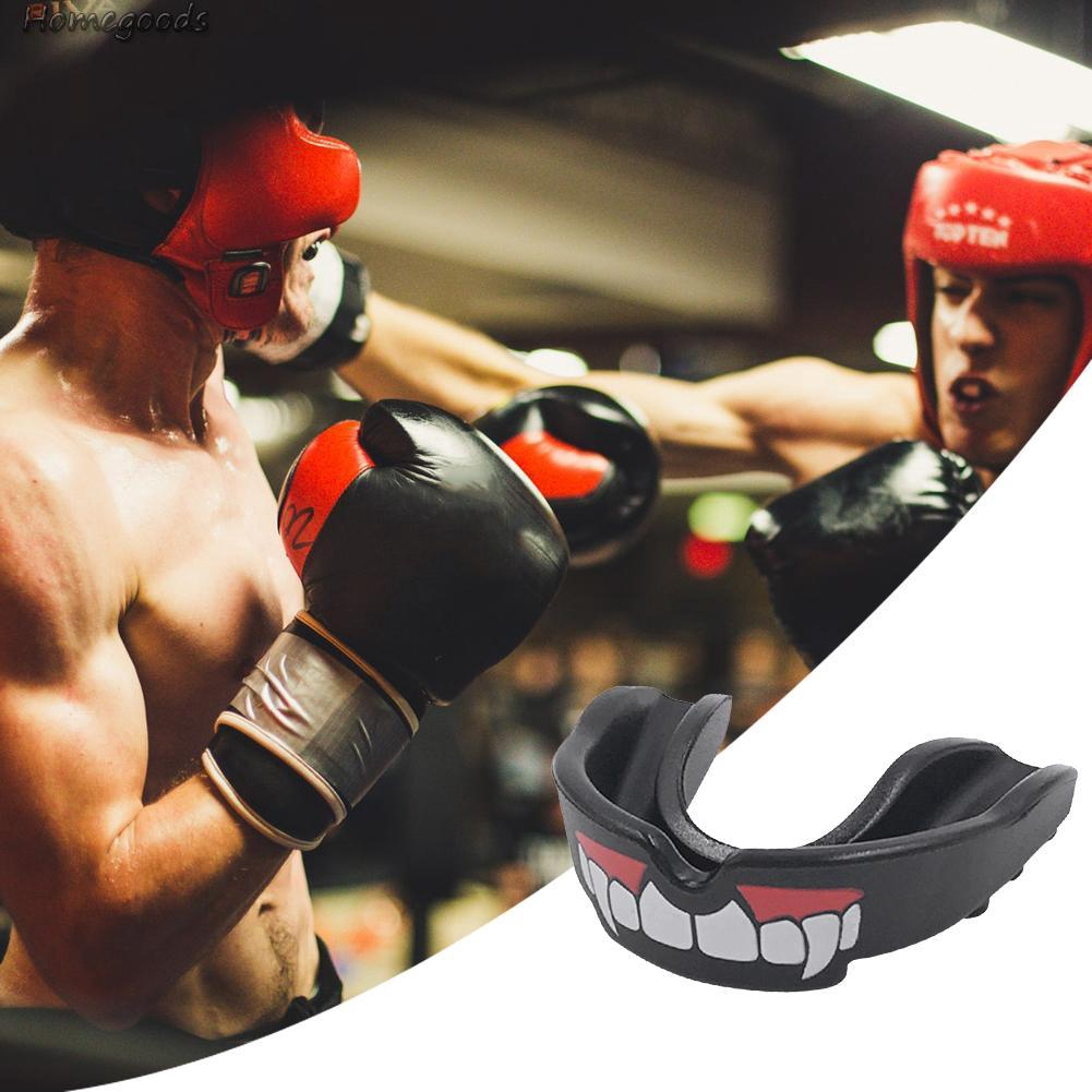 Adult Mouth Guard Teeth Protector Mouthguard Boxing Basketball Karate Taekwondo
