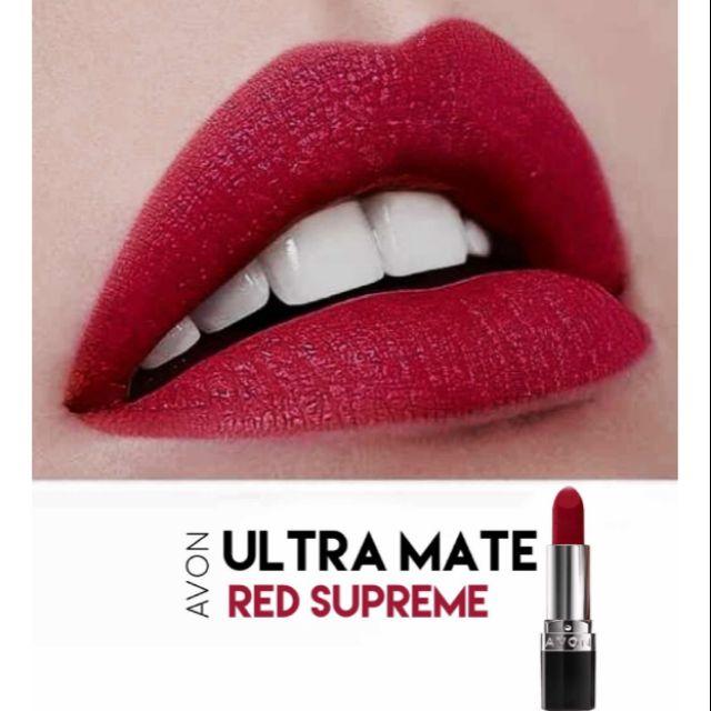 Avon True Color Matte Lipstick | Shopee Philippines