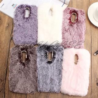 Huawei nova 3i / nova 3 / Y9 2019 3D Cute Rabbit Warm Plush Fur Soft Case | Shopee Philippines