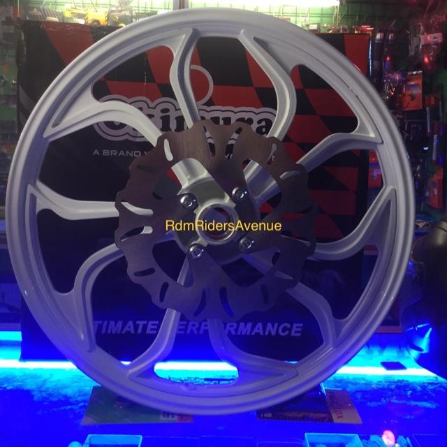 Mags Wheel Kawasaki Fury 125 Shopee Philippines
