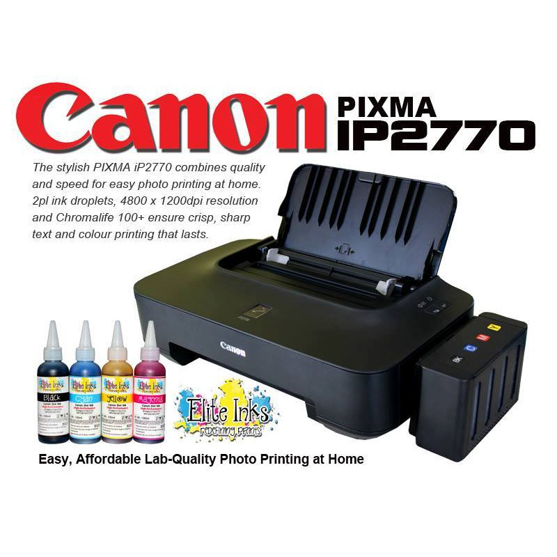 download installer printer canon pixma ip2770