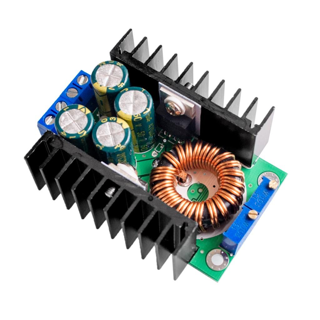 12A 300W 7-32V to 0.8-28V DC-DC CC CV Buck Converter Step-down Power Module MA