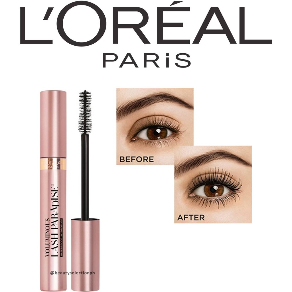 5ea7b13a18b CLEARANCE: L'Oreal Paris Voluminous Lash Paradise Mascara | Shopee  Philippines