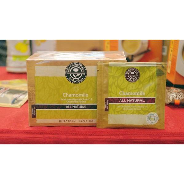 The Coffee Bean Tea Leaf 18 Tea Bags In Box Shopee Philippines