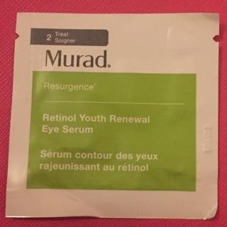 Murad Retinol Youth Renewal Eye Serum Sample | Shopee
