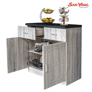 San Yang Display Cabinet Fdc18601d Shopee Philippines