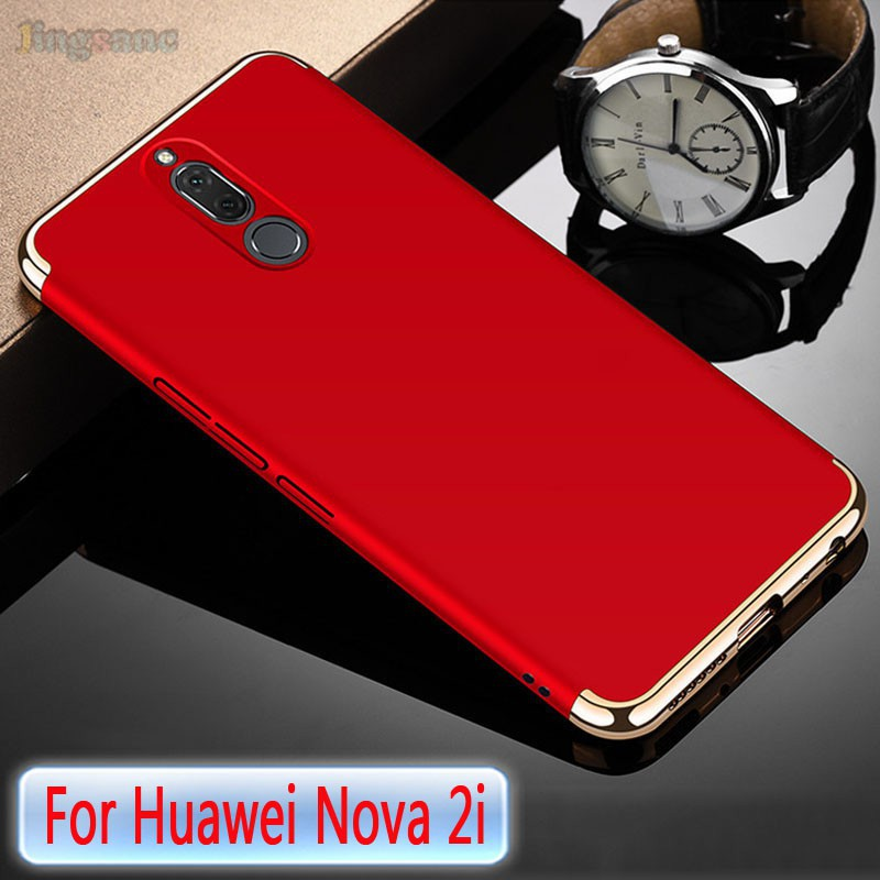 brand new caea2 2ed8b For Huawei Nova 2i nova2i Case 3 in 1 Covered Protection Phone Cover Casing