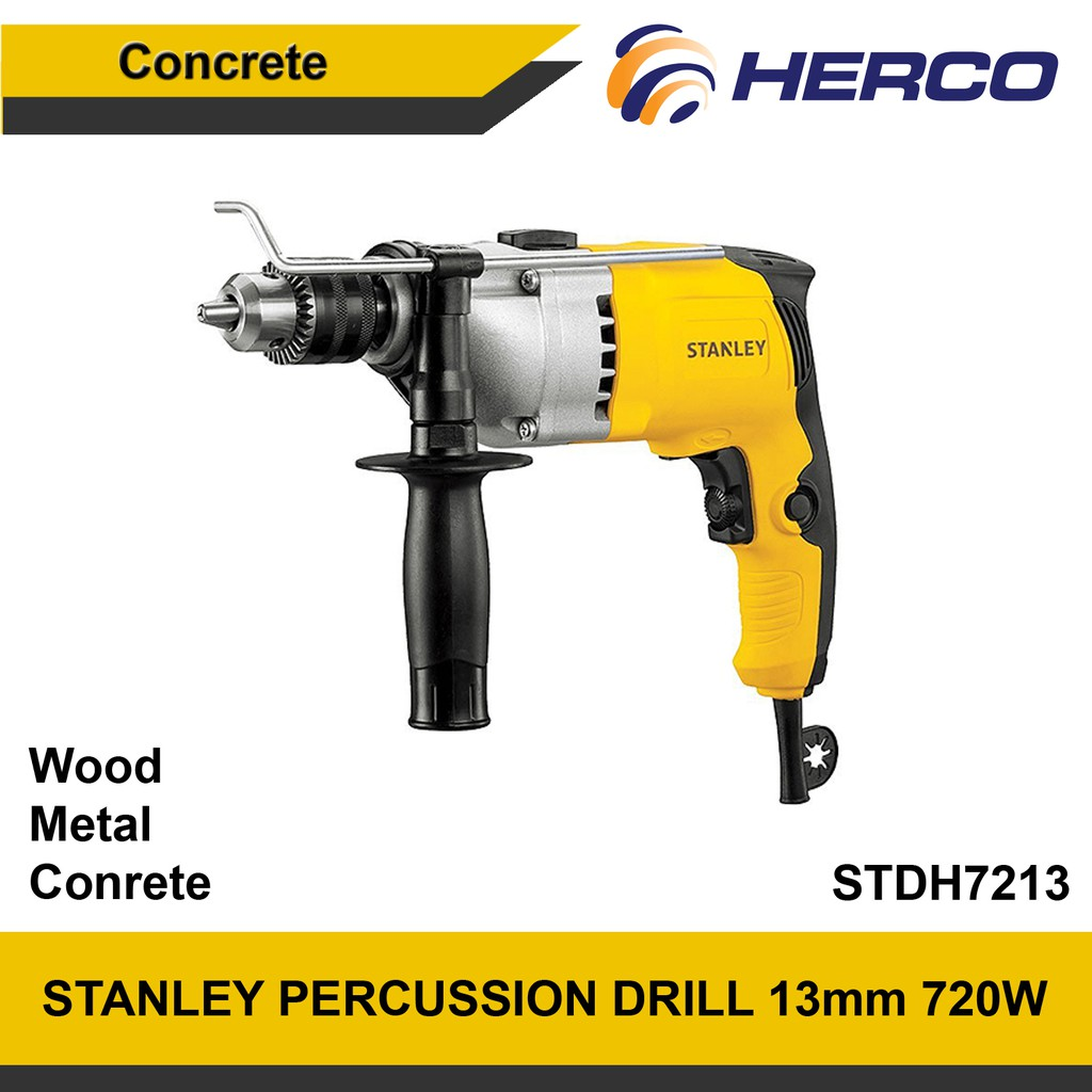 Stanley Percussion Drill 13mm STDH7213
