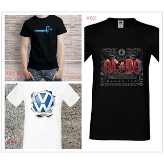sports shoes b31b0 6ca98 Herren Men T-Shirt Ac/Dc Ac Dc 4 Fun Tee